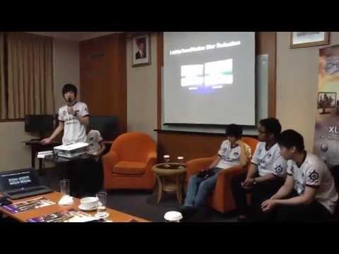 Team NXL CS:GO at BenQ Gaming Monitor Gathering - April 23, 2015