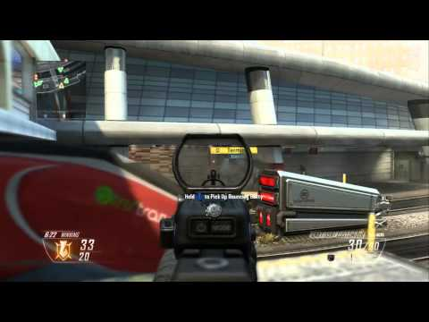 Black Ops 2 - MULTIPLAYER GAMEPLAY - Sniper SVU-AS & B23R, Assault Shield, A.G.R., etc.