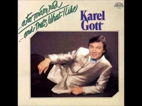 Karel Gott - Já slyšel o ráji (text Hana Zagorová)