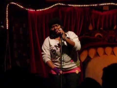 Spoken Word Poetry Live Performance