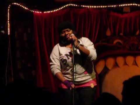 Spoken Word Poetry Live Performance