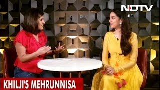 Aditi Rao Hydari On Playing Mehrunisa In Bhansali's Padmaavat - NDTV