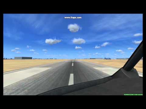 Houston George Bush Intl (KIAH) - Eagle County Regional (KEGE) FSX