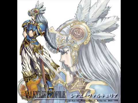 Valkyrie Profile   Fighting the Shadowy Gods (Battle theme)