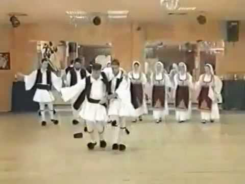 Μαθήματα χορού ~  Τσάμικος