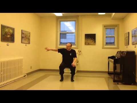 Taoist Meditation Class Pt.1 of 4