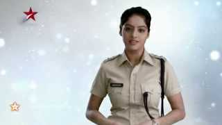 Everest on STAR Plus: Sandhya's EVEREST was to become an IPS officer! - STARPLUS
