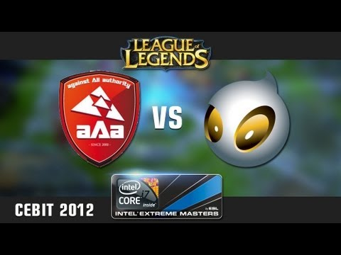 IEM World Championship Dignitas vs. aAa (League of Legends)