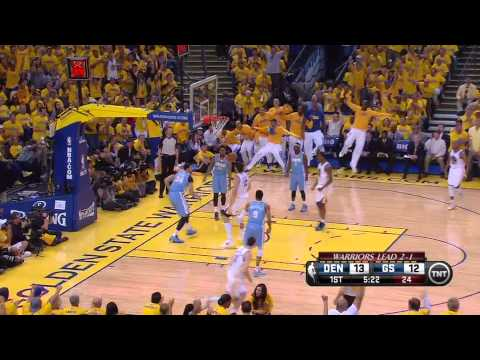 Andrew Bogut Throws Down A Facial On JaVale McGee