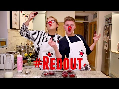 BAKING WITH POP || #REDOUT