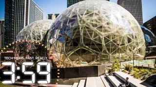 Where in the world is Amazon HQ2 (The 3:59, ep. 302) - CNETTV