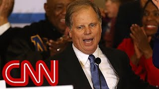 Jones: We have shown the country we can unify - CNN