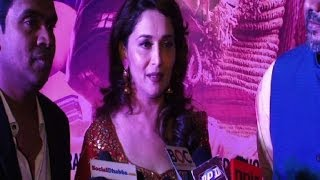 What Madhuri learnt from Gulaab Gang - BOLLYWOODCOUNTRY