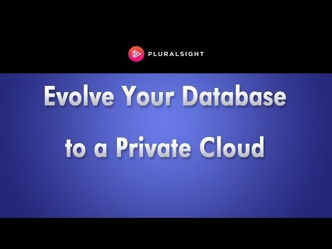 Private Cloud 101: Evolving the Datacenter