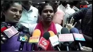 Victims Family Members Response On Treatment | Kondagattu Bus Accident | CVR NEWS - CVRNEWSOFFICIAL