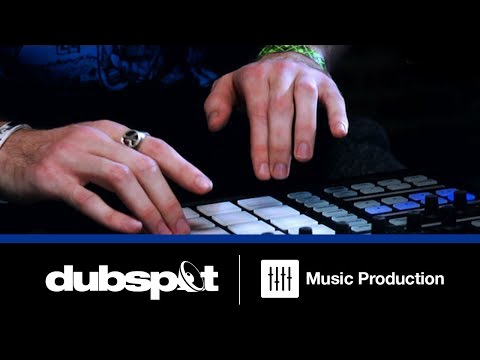 Maschine Tutorial Pt 2/3: Mr. Invisible's Justin Aswell - Finger Drumming Techniques
