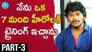 Jai Simha Actor Prabhakar Interview Part #3 || Talking Movies With iDream - IDREAMMOVIES