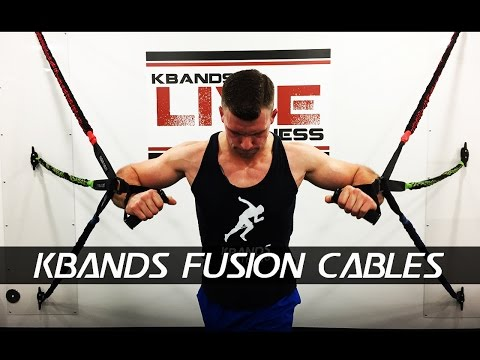 Kbands Fusion Cables Home Training System