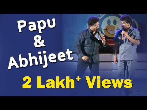 Papu Pom Pom and Abhijeet Duet!