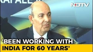 """""""We Chose Ambani By Ourselves, I Don't Lie"""": Dassault CEO On Rafale Deal - NDTV"""
