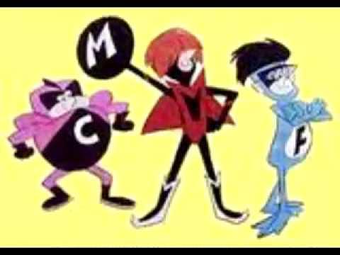 Desenhos Anos 80 Hanna Barbera II