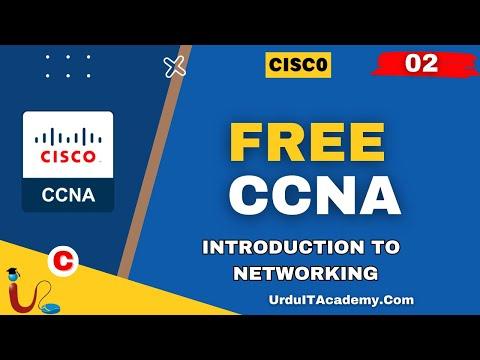 FREE URDU CCNA Lecture 2_1