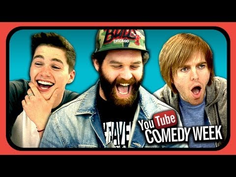 YouTubers Try Not To Laugh