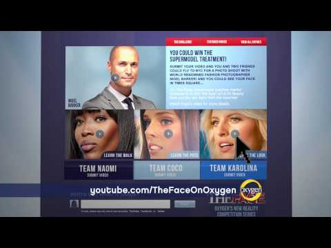 Thumbnail image for 'Oxygen's The Face Challenge Coming to Chicago'