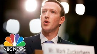 WATCH LIVE: Mark Zuckerberg testifies at European parliament - NBCNEWS