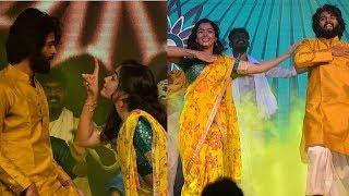 Dear Comrade Movie Musical Festival Kochi | Vijay Deverakonda | Rashmika Mandanna | Yash - RAJSHRITELUGU