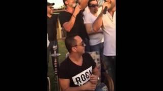 جو أشقر وعلي الديك يحتفلان بعيد ميلاد طوني بارود.. بالفيديو