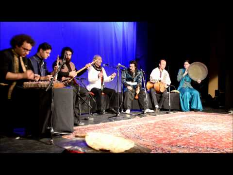 Iraj Rahmanpour Gothenburg Lori music part 1