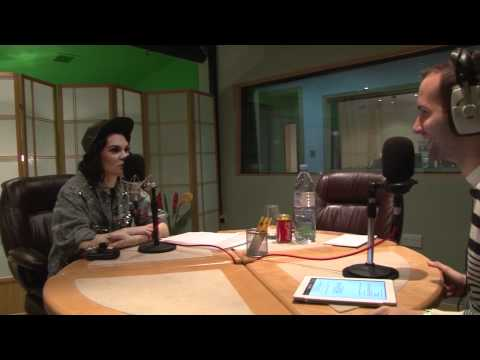 Jessie J chats to Romeo - Part 2 (June 12)