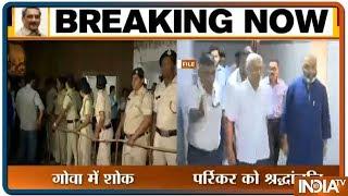 Sudhanshu Mittal: Manohar Parrikar जी ईमानदारी और विकास की मूर्ती थे - INDIATV