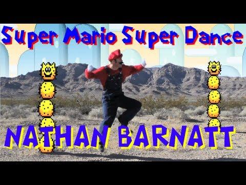 Super Mario gets down