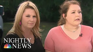 Santa Fe Shooting Survivor Describes Terrifying Scene At School | NBC Nightly News - NBCNEWS