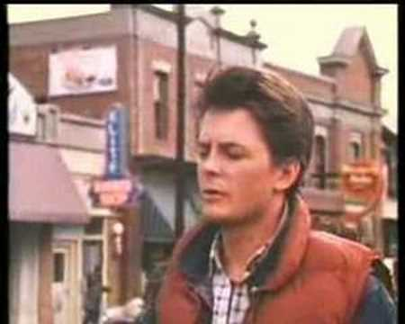 Back To The Future Part I Original Theatrical Trailer