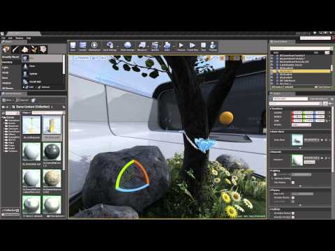 Unreal Engine 4 - Features and Tools