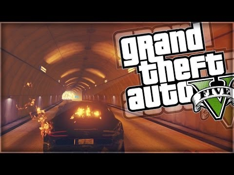 GTA 5 Funny Moments | Tunnel of Love & Jester Racing (GTA V Online)