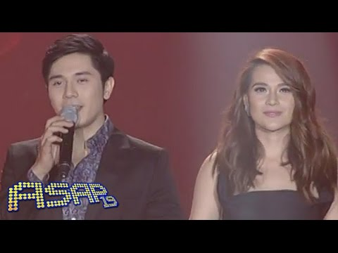 Bea Alonzo, Paulo Avelino sing 'Gusto Kita' on ASAP