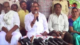 TDP Leader Koneru Satyanarayana Slams CM KCR | Kothagudem | CVR NEWS - CVRNEWSOFFICIAL