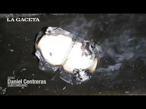 Se incendió un centro de jubilados en calle General Paz al 200