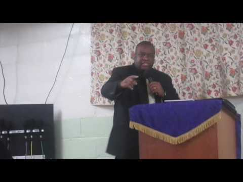 Pastor Graham of CCF @ G-House: My Testimony-