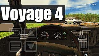Voyage 4 - Отличный автомобильный симулятор на Android