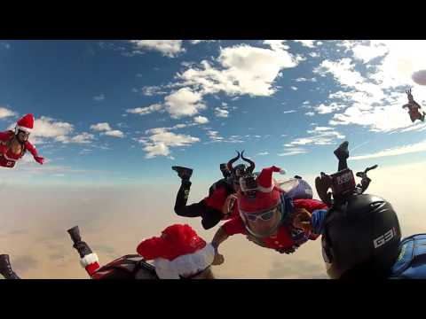 Merry Christmas from Skydive Dubai
