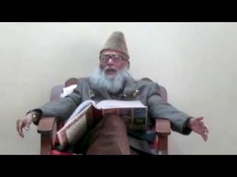 Darse Quran by Shaikh ul  Hadees,  Allama Ghulam Rasool Saeedi in Feb. 2012 Part 2.mp4