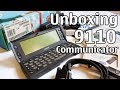 Nokia 9110 Communicator Unboxing 4K with all original accessories RAE-2N review