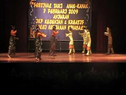 Tarian Zapin Pantun Budi (Galang Maya) Festaka 2009