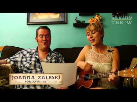 Bardic Song - Joanna Zaleski