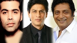 Bollywood News in 1 minute - Shahrukh Khan, Karan Johar, Prakash Raj - ZOOMDEKHO